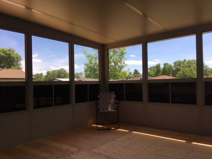 all the room in a sunspace sunroom