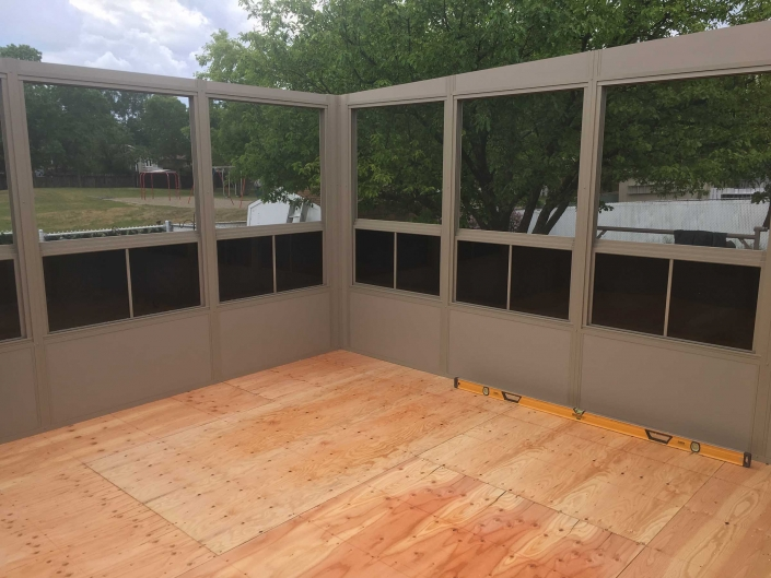 sunspace sunroom for your backyard