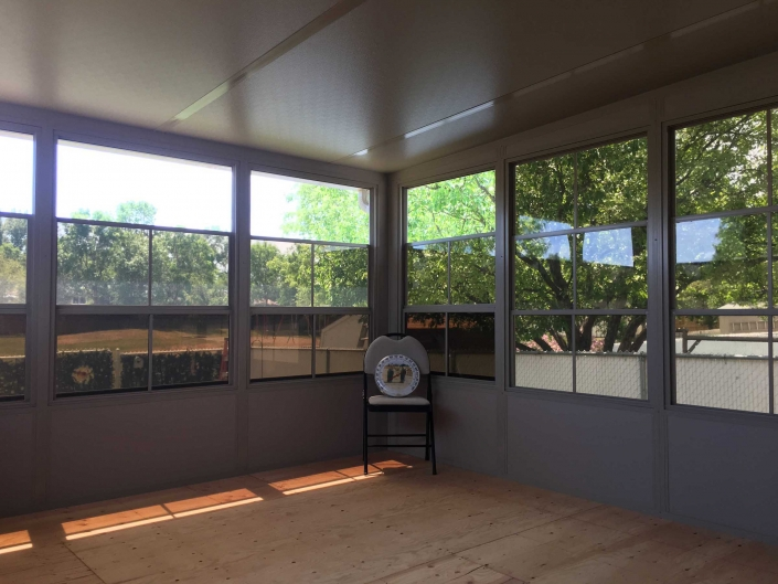 the inside of your sunspace sunroom in regina