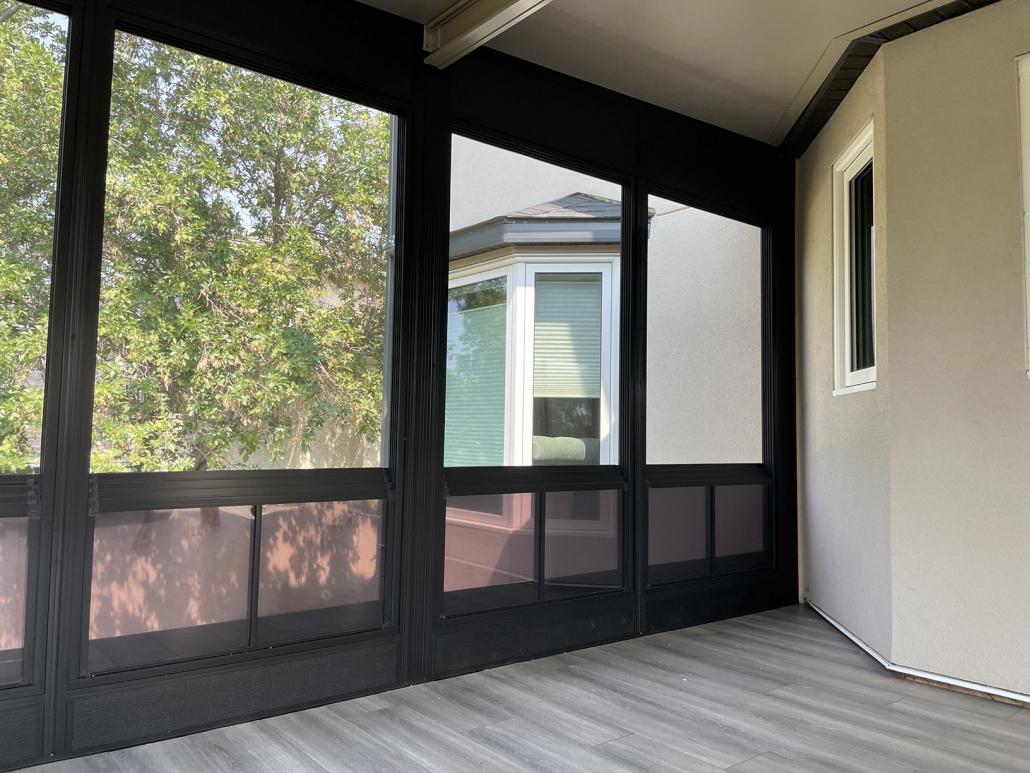 custom sunroom windows